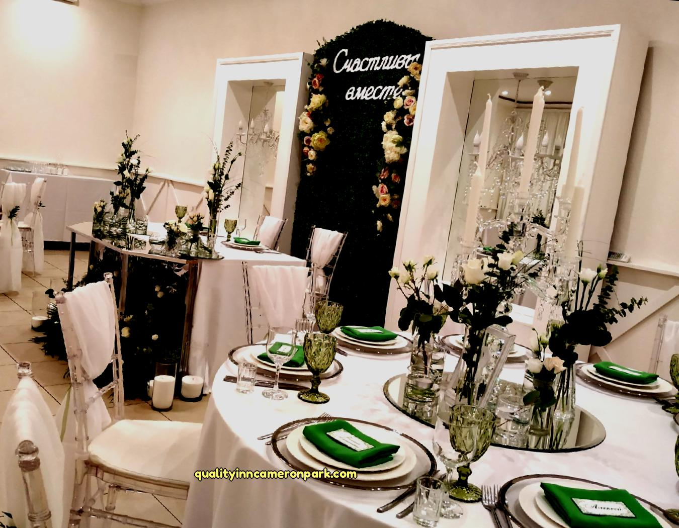 Banquets - Country Park Hotel